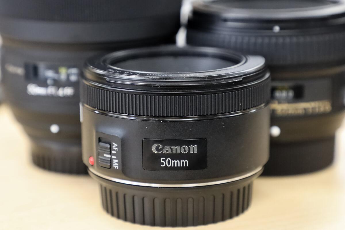 50mm 単焦点レンズ おすすめ