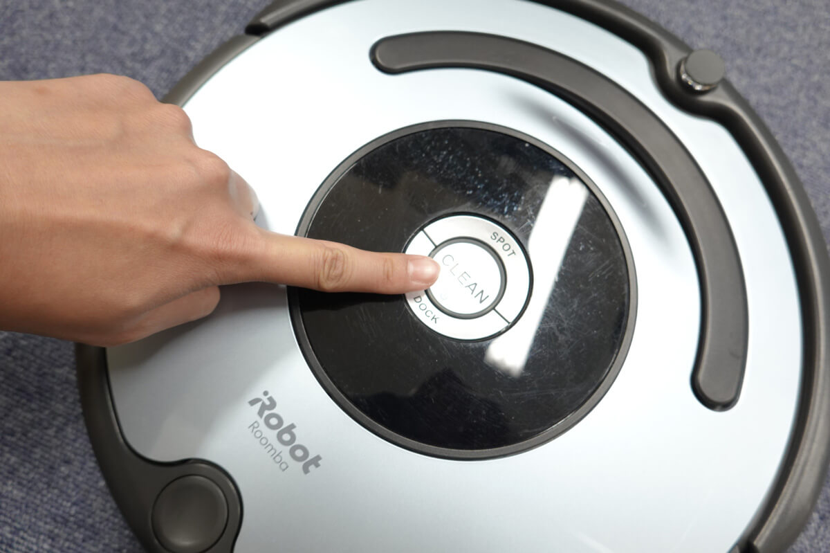 iRobotルンバ606のデメリット スケジュール機能がない
