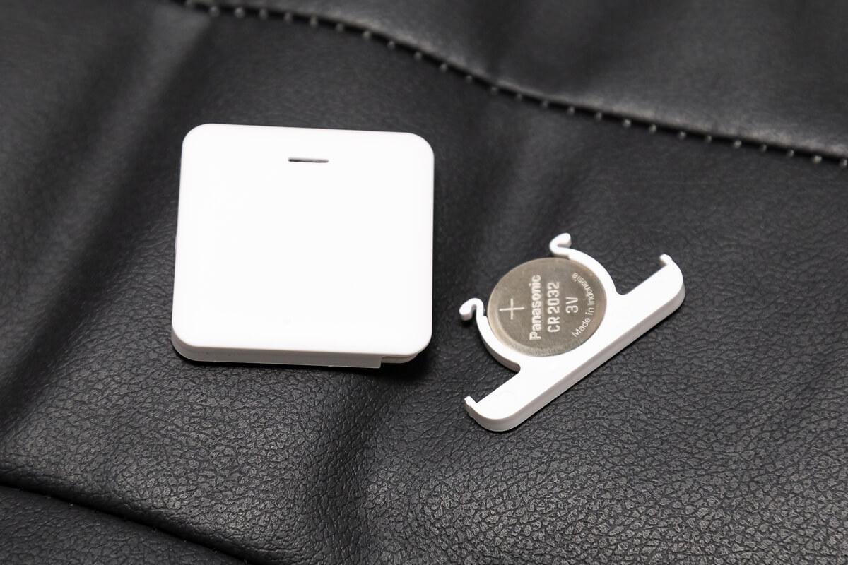 leafee mag コイン電池