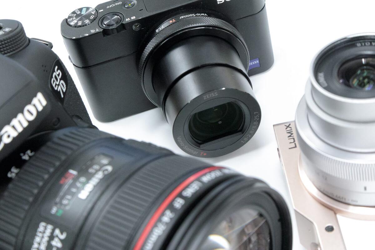 デジタルカメラ 選び方