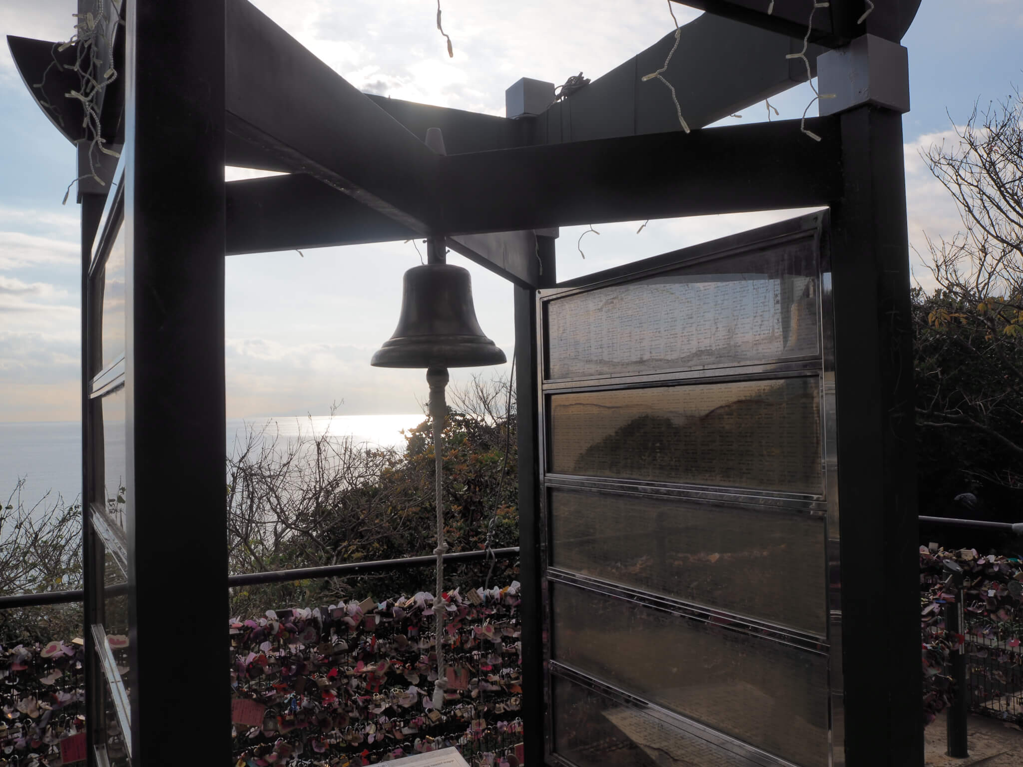 恋人の丘 龍恋の鐘