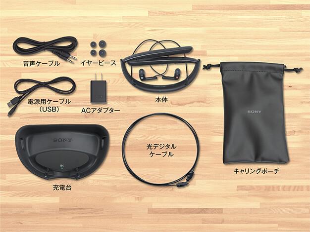 SMR-10 付属品