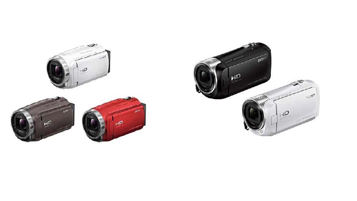 SONYビデオカメラの選び方や各モデルの比較解説!Rentioによるディスク作成サービスも紹介