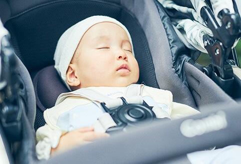 安心の国内ブランド「コンビ(Combi)」の赤ちゃんを守るエッグショックなどの技術