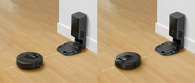 小型ロボット掃除機の選び方 2. 自動充電・自動再開機能はある?