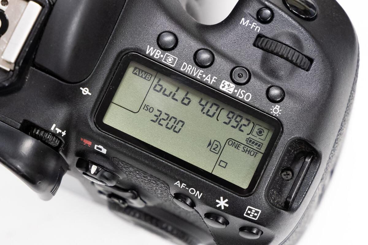 星空撮影 カメラ設定