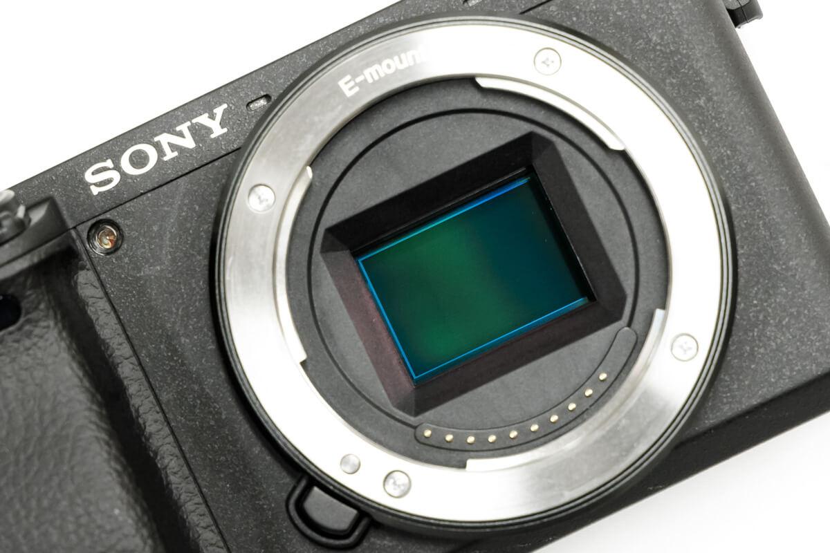 SONY α6400 センサー
