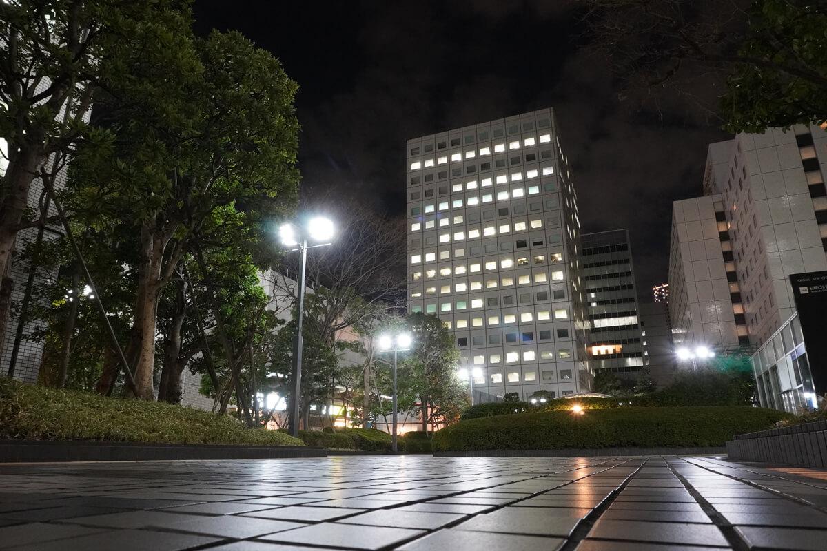 α6400 夜景撮影
