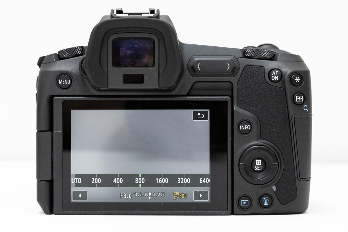 カメラ設定 ISO感度