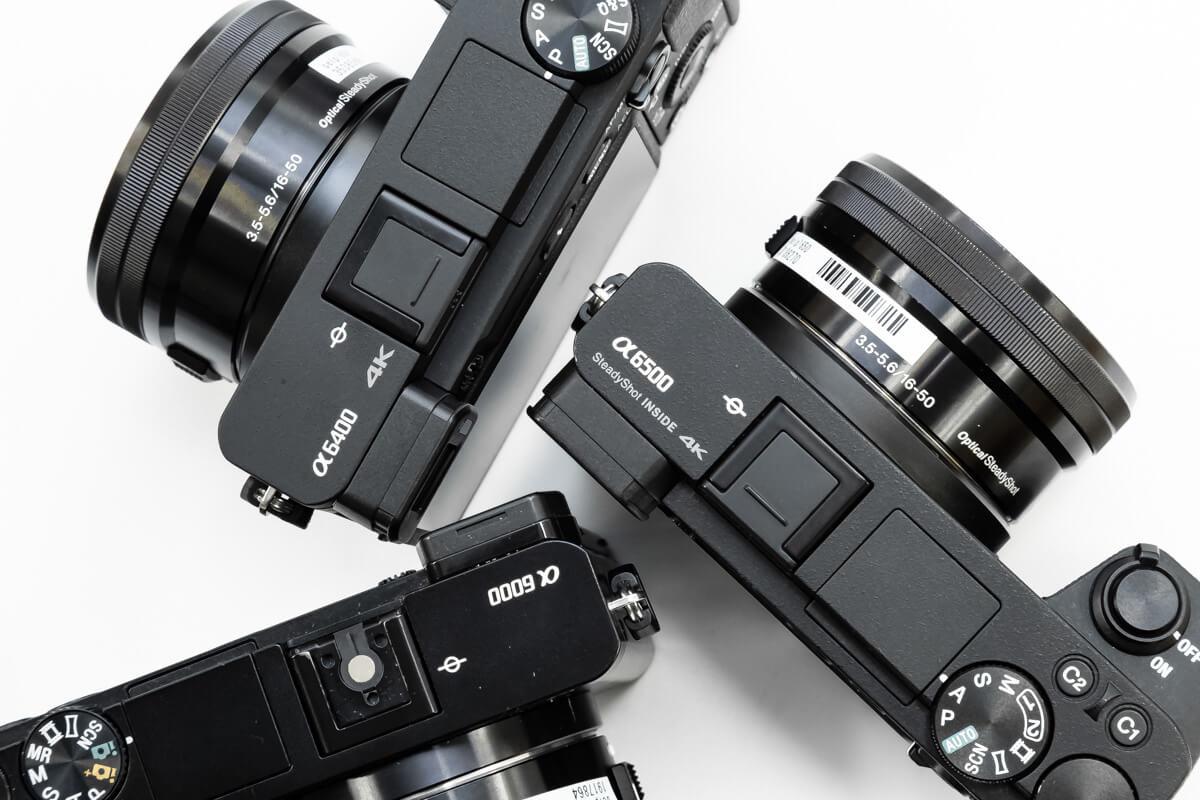 SONY α6400/6000/6300/6500を徹底比較!初心者向け全4モデルの性能や価格を紹介