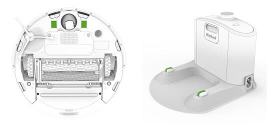 「iRobot ルンバ」充電用接続部のお手入れ方法