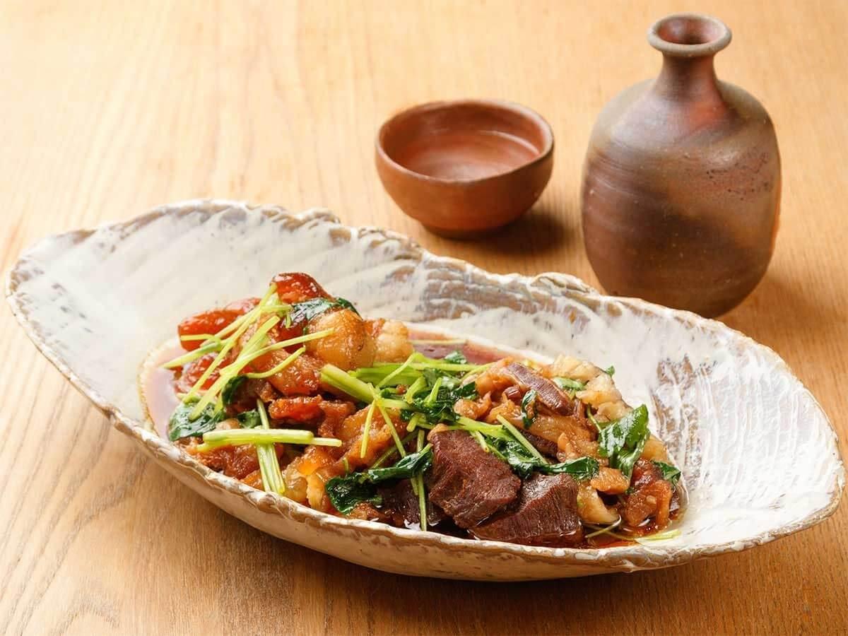 ヘルシオデリ 日本酒に合いそうな「牛やわらか煮」
