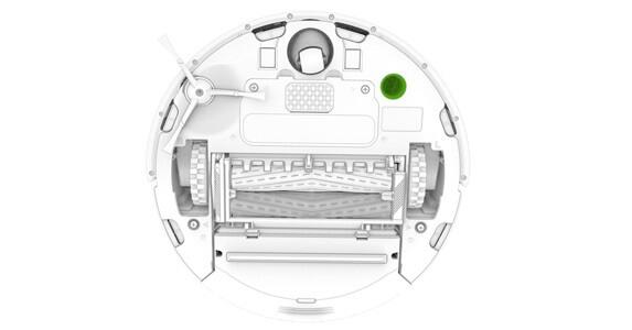 「iRobot ルンバ」フロアトラッキングセンサーのお手入れ方法