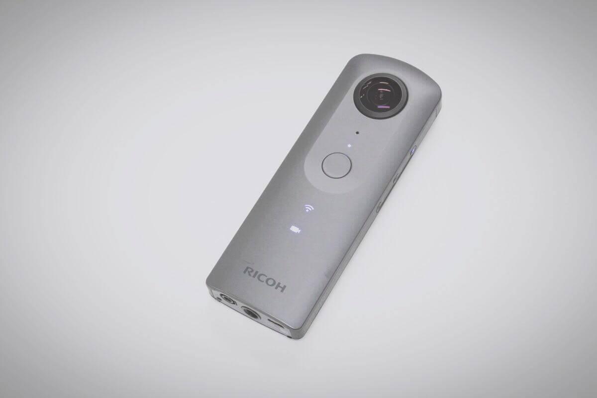 """360度カメラ""""THETA V""""と""""insta360 ONE X""""のゲレンデ撮影での失敗と注意点 事前に使い方を確認していなかった"""