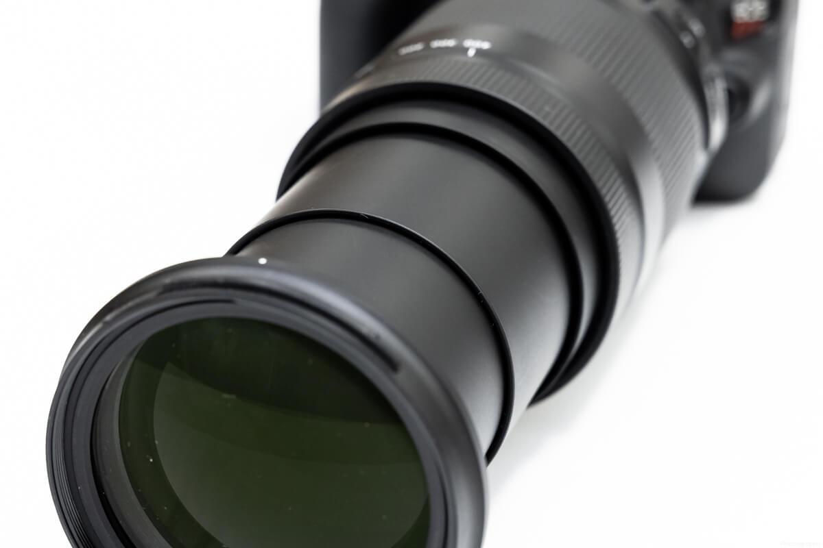 TAMRON 18-400mm F/3.5-6.3 Di II VC HLD 比較