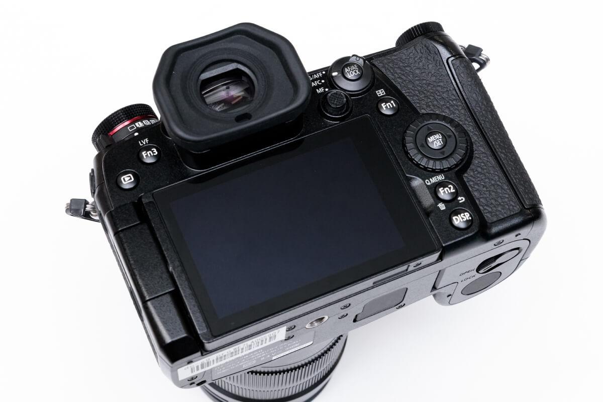 Panasonic LUMIX DC-G9 ボタン配置