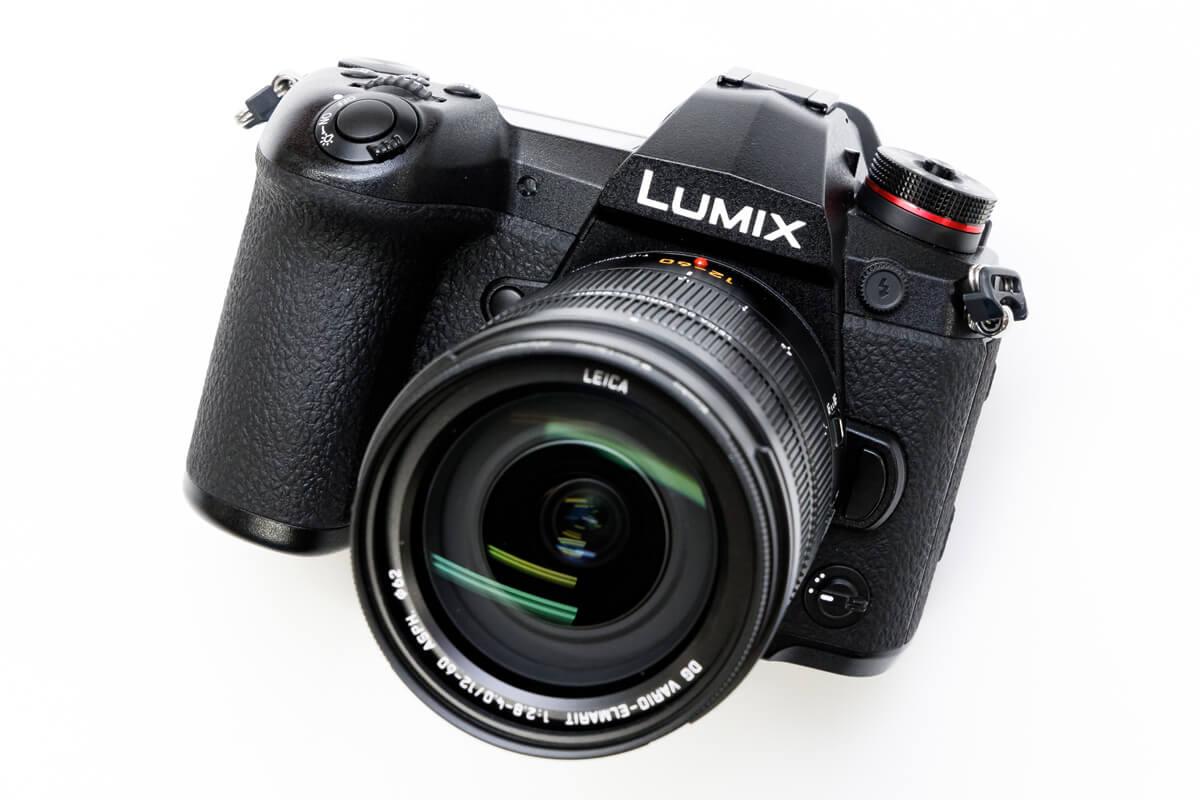Panasonic LUMIX DC-G9 レビュー