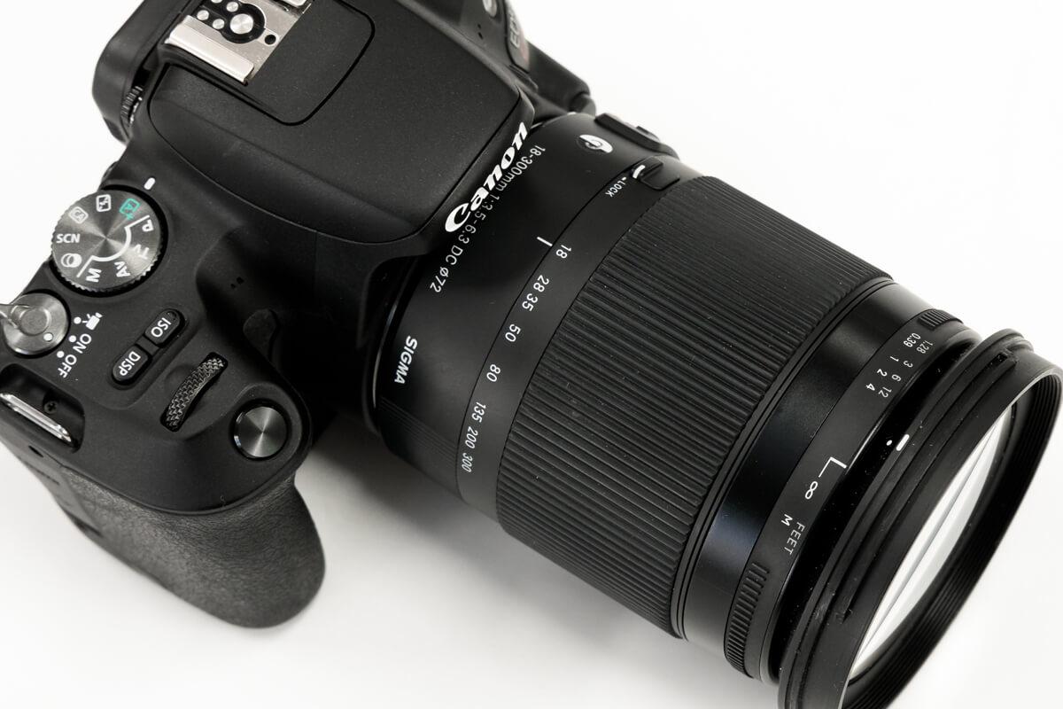 SIGMA 18-300mm F3.5-6.3 DC MACRO OS HSM レビュー