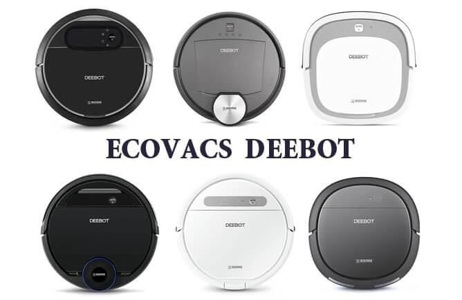 エコバックスのDEEBOTロボット掃除機 全32種を一覧表で比較!おすすめと選び方を紹介