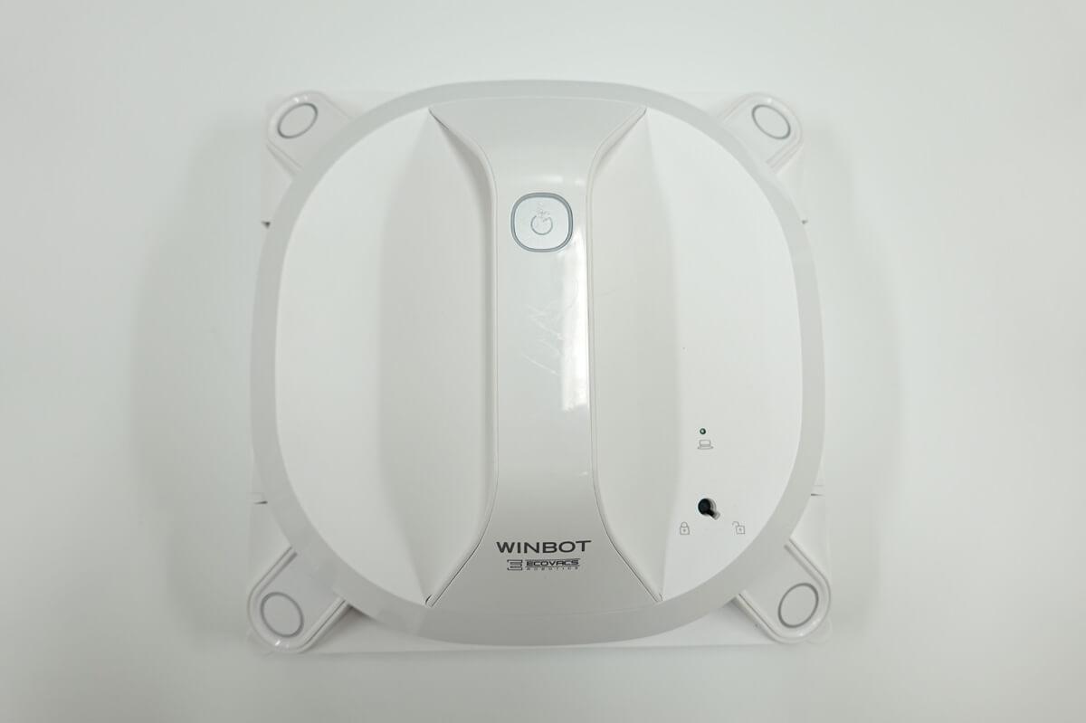 「エコバックス WINBOT X」の外観レビュー