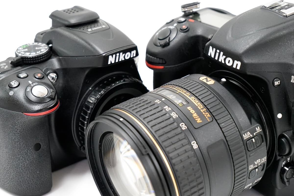 [Nikon]FXとDXの違いを徹底解説!DX機からFX機に変えた実体験レビューも