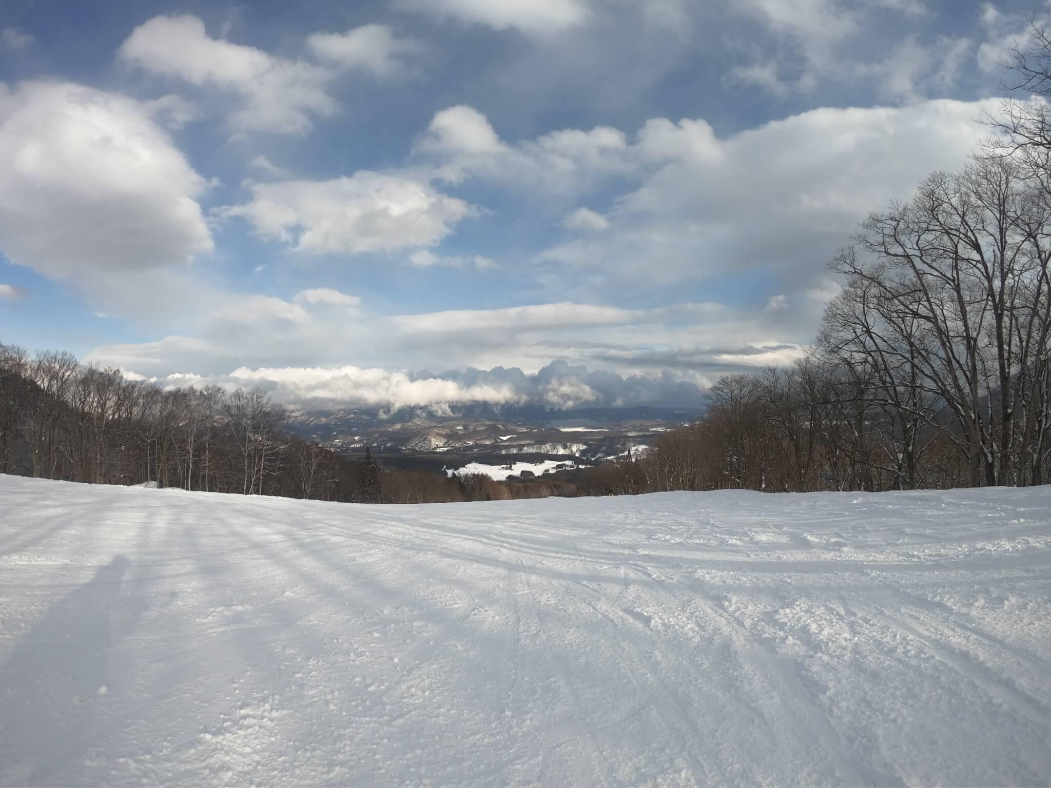 スキー・スノボで注意すべきGoProの撮影方法 GoProらしい広角撮影がおすすめ