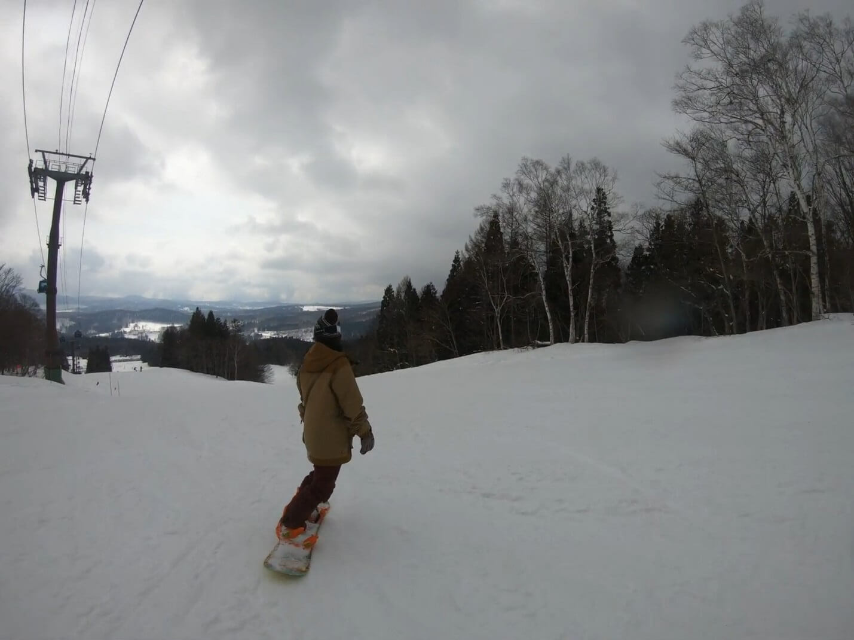 スキー・スノボで注意すべきGoProの撮影方法 撮りたい構図によってマウントの角度調整