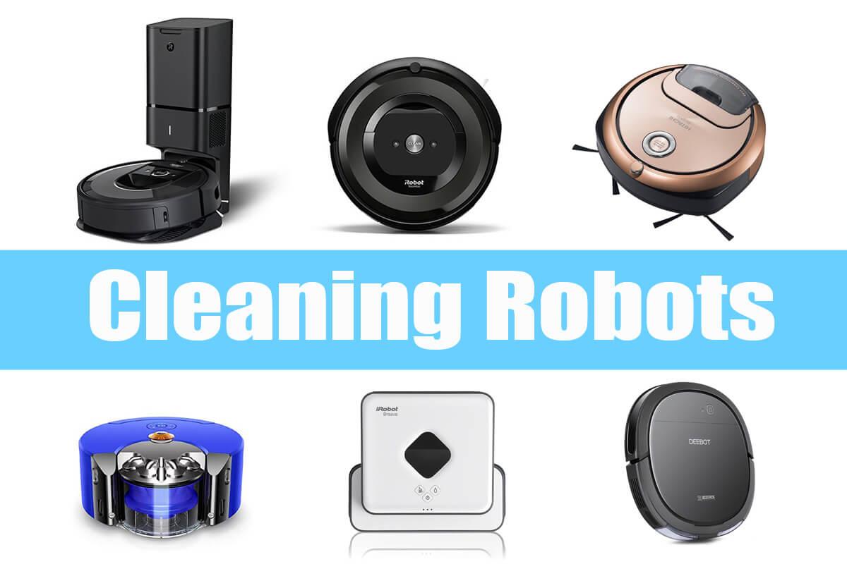 [最新]ロボット掃除機おすすめ15選!選び方の重要ポイントを一覧表で比較