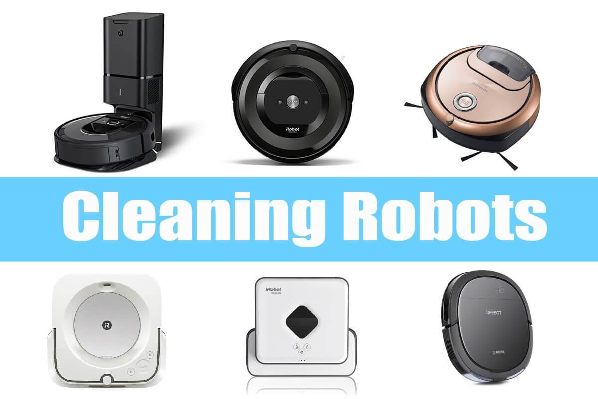 [最新]ロボット掃除機おすすめ13機種を一覧表で比較!選び方の重要ポイントも解説