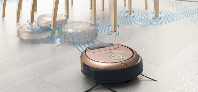 小型ロボット掃除機とは?