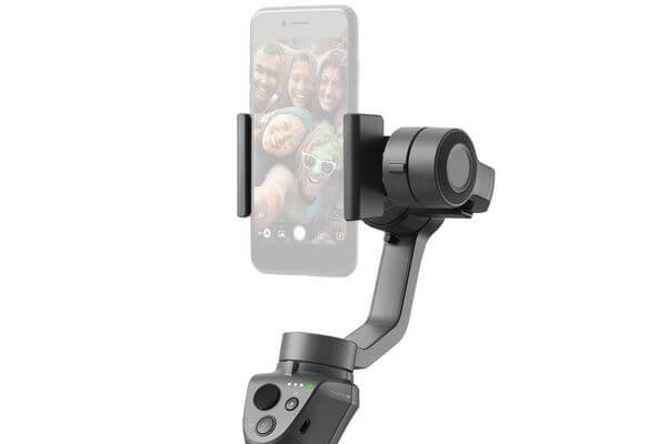 DJI Osmo Mobile 2を実機レビュー!初代Osmo Mobileとの違いも徹底解説