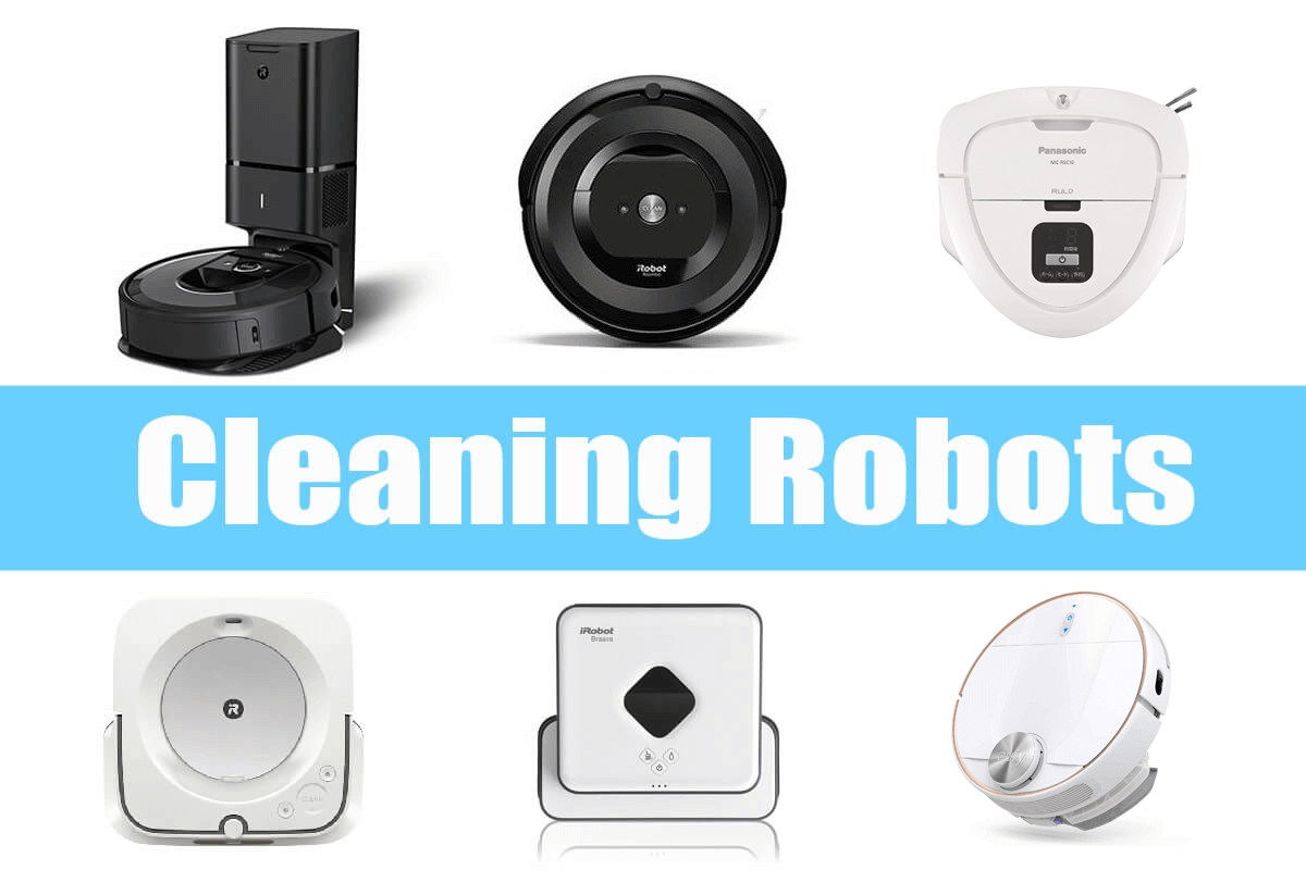 [最新]ロボット掃除機おすすめ14機種を一覧表で比較!選び方の重要ポイントも解説