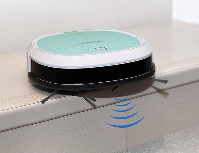 小型ロボット掃除機の選び方 4. 落下防止や進入禁止機能