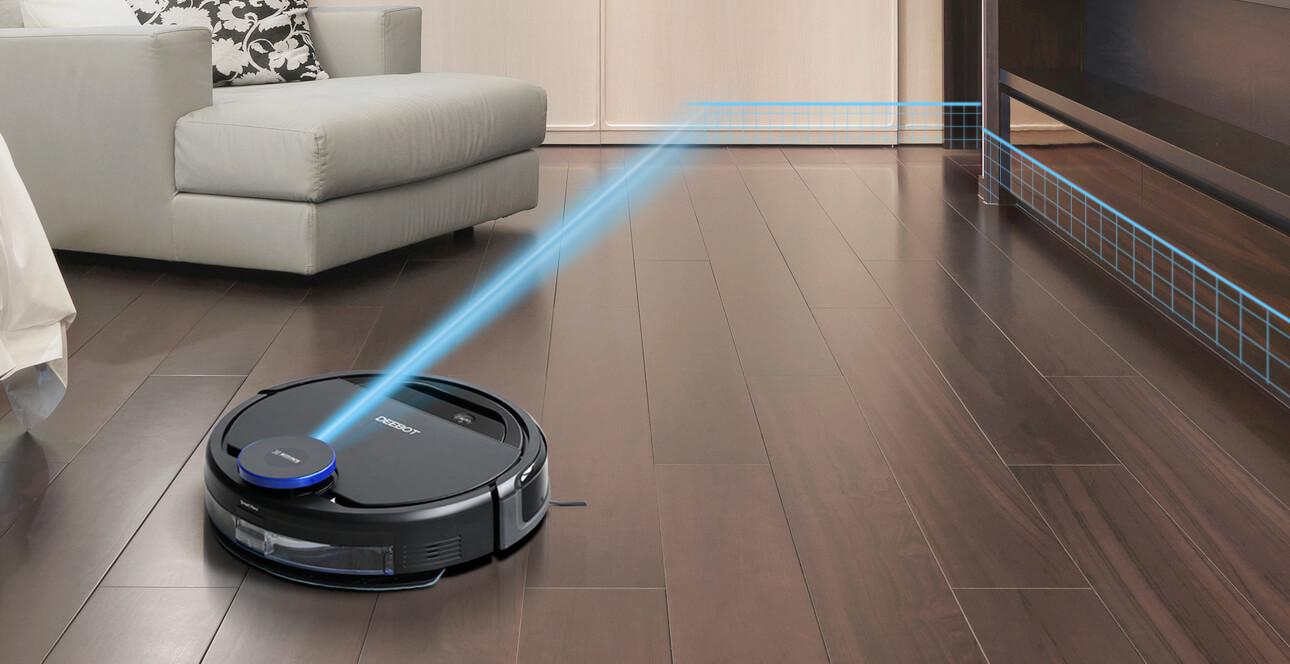 エコバックス DEEBOTロボット掃除機の選び方 3. 部屋の形状把握はできる?