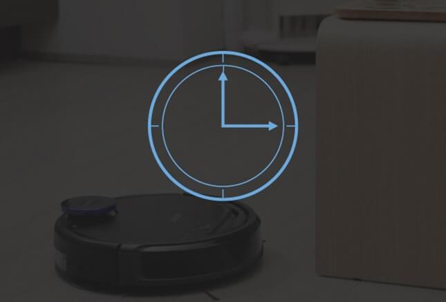 小型ロボット掃除機の選び方 6. スケジュール設定はできる?