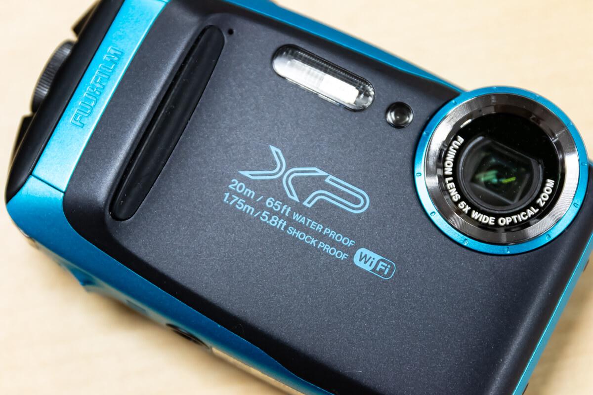 防水カメラ 防水性能