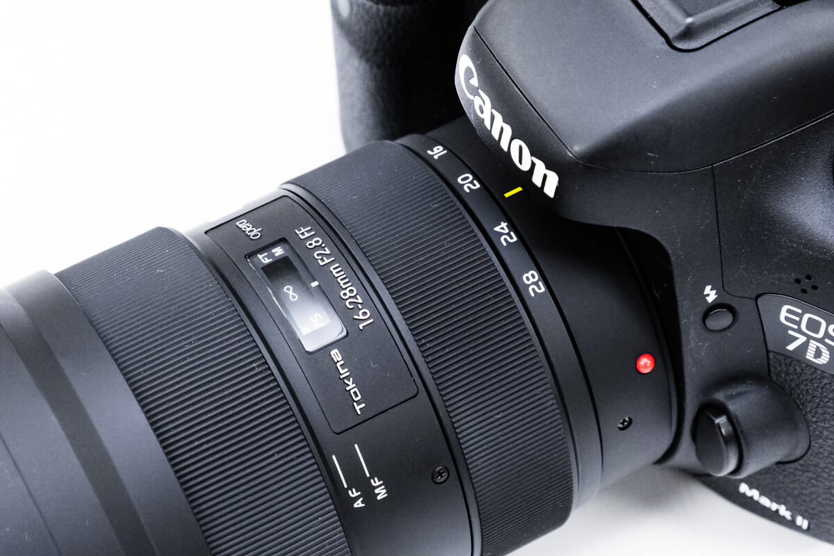 Tokina opera 16-28mm F2.8 FF レビュー