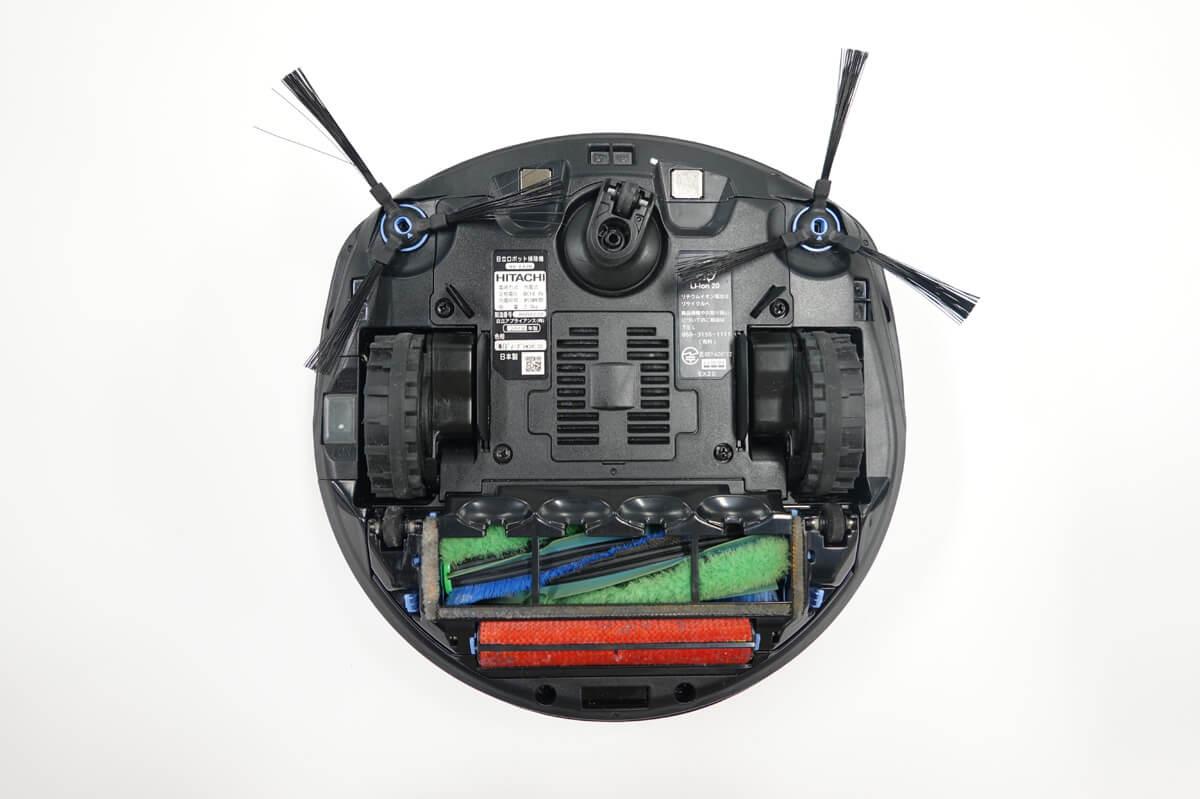 日立「ミニマルRV-EX20」のデメリット コード類や足の長いカーペットは要注意