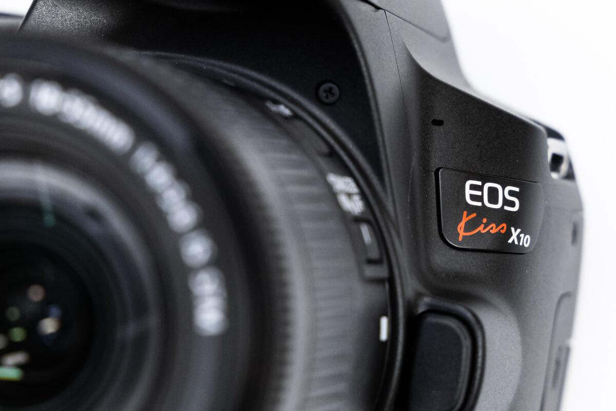 Canon EOS Kiss X10 発売