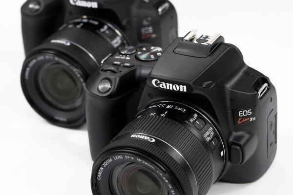 Canon EOS Kiss X10 最新モデル