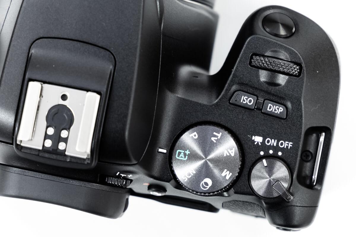 一眼カメラ 撮影モード