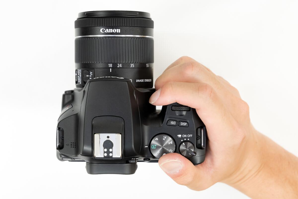 Canon EOS Kiss X10 グリップ