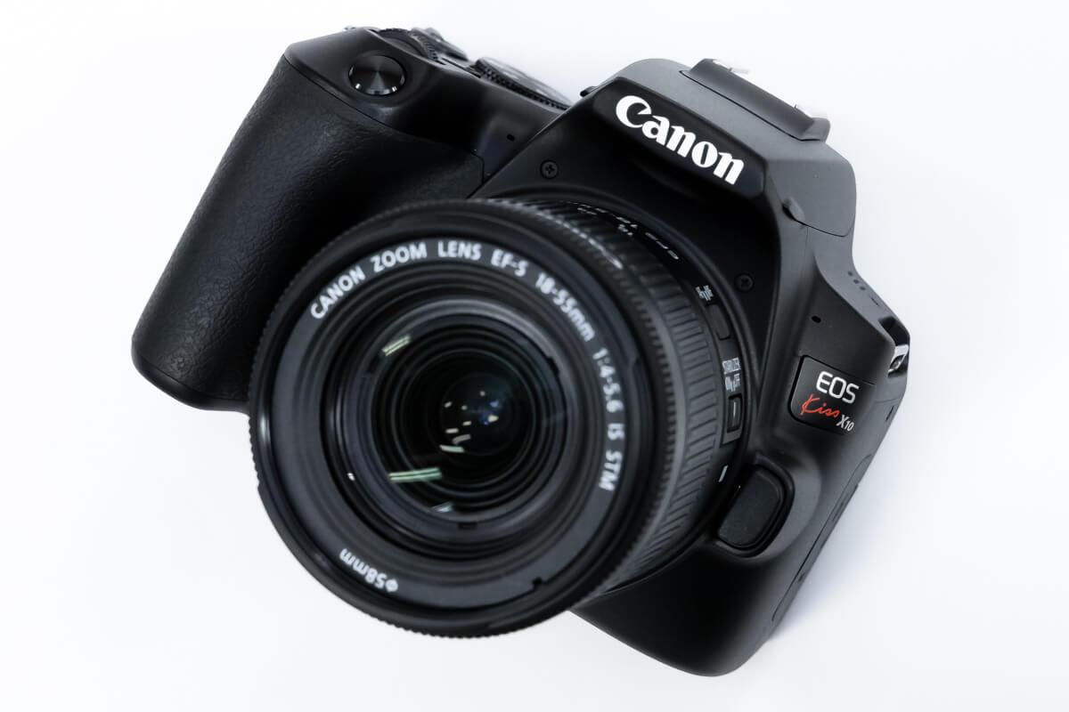 Canon EOS Kiss X10 レビュー