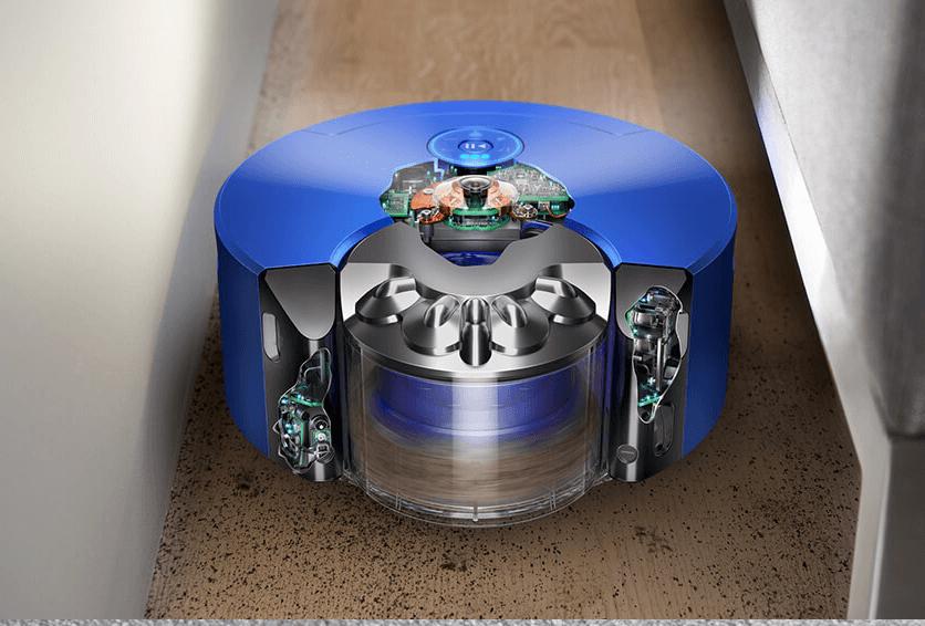 「Dyson 360 Heurist」のデメリット