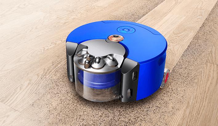 Dyson 360 Heurist はルンバに負けない高機能なロボット掃除機