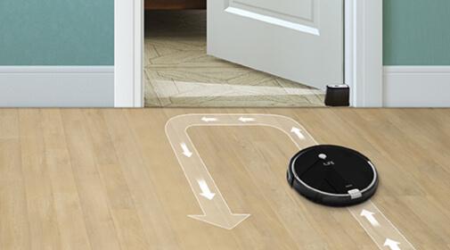 薄型ロボット掃除機の選び方 3. スケジュール設定や進入禁止機能