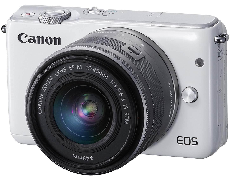 [人気ミラーレス一眼]Canon EOS M10が初心者におすすめな理由