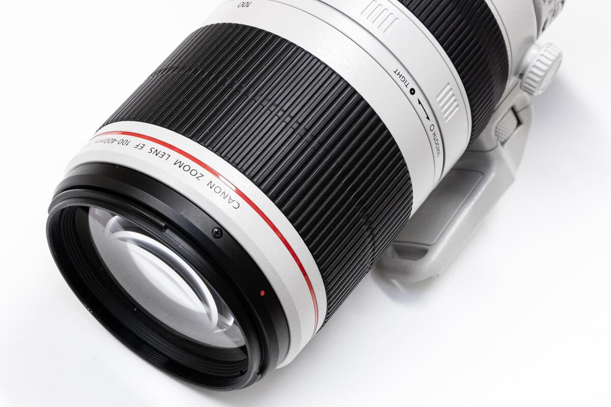 EF100-400mm F4.5-5.6L IS II USM 伝統