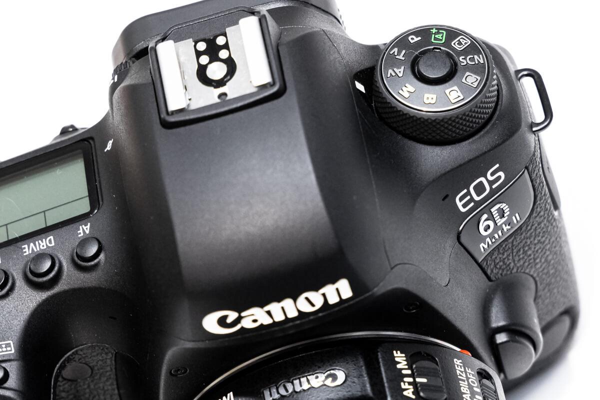 EOS 6D Mark II レビュー