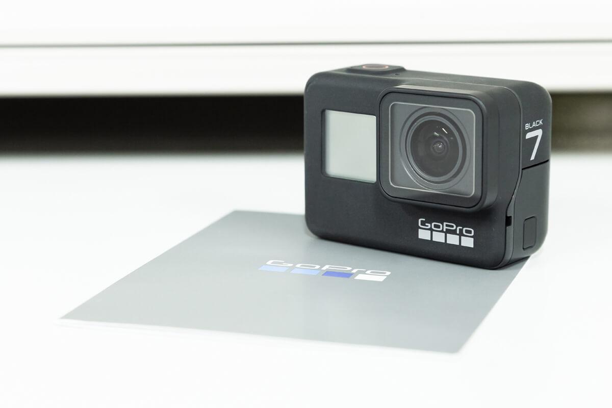 アクションカメラ市場 GoPro